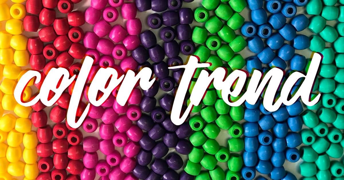 iColor Trend: As cores da temporada mais quente do ano